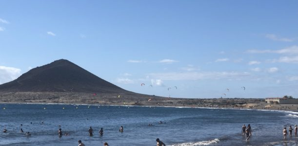 Get blown away by Tenerife