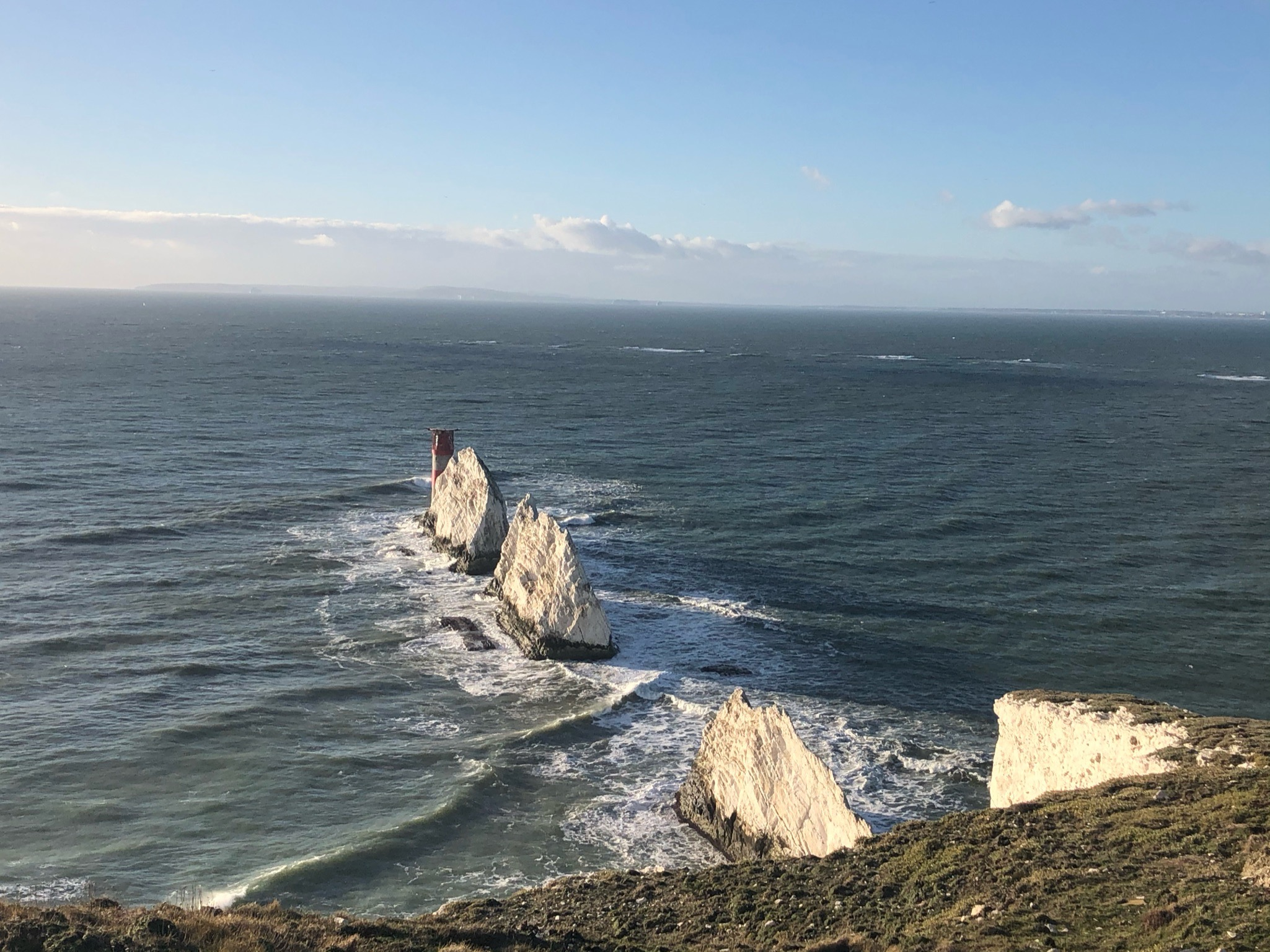 The six wonders of the Isle of Wight